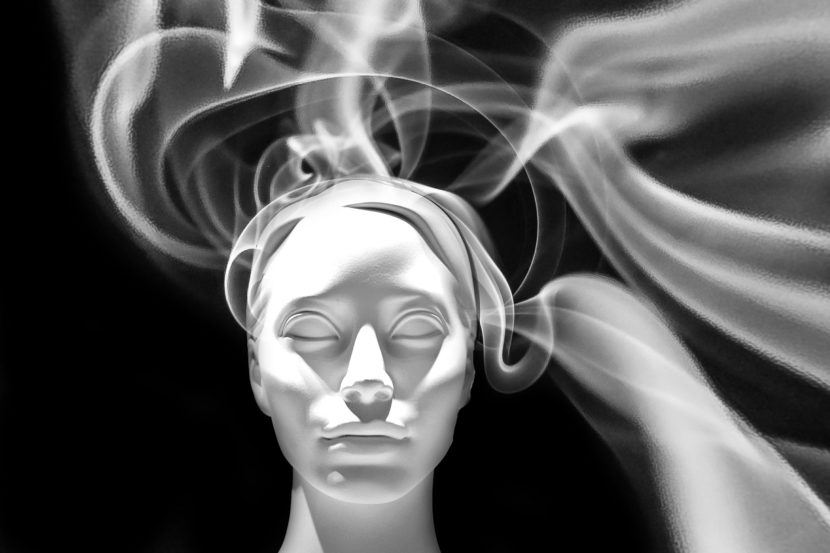 Du kannst die Macht deines Denkens entdecken, wenn du deine Gedanken ausmistest.
