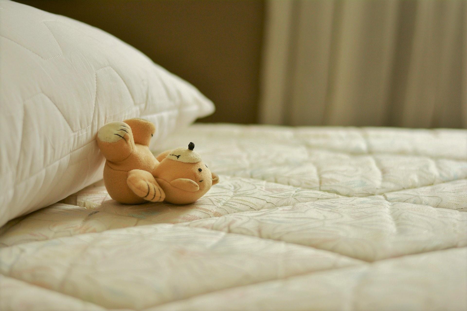 Persönlichkeitsentwicklung anfangen Bett