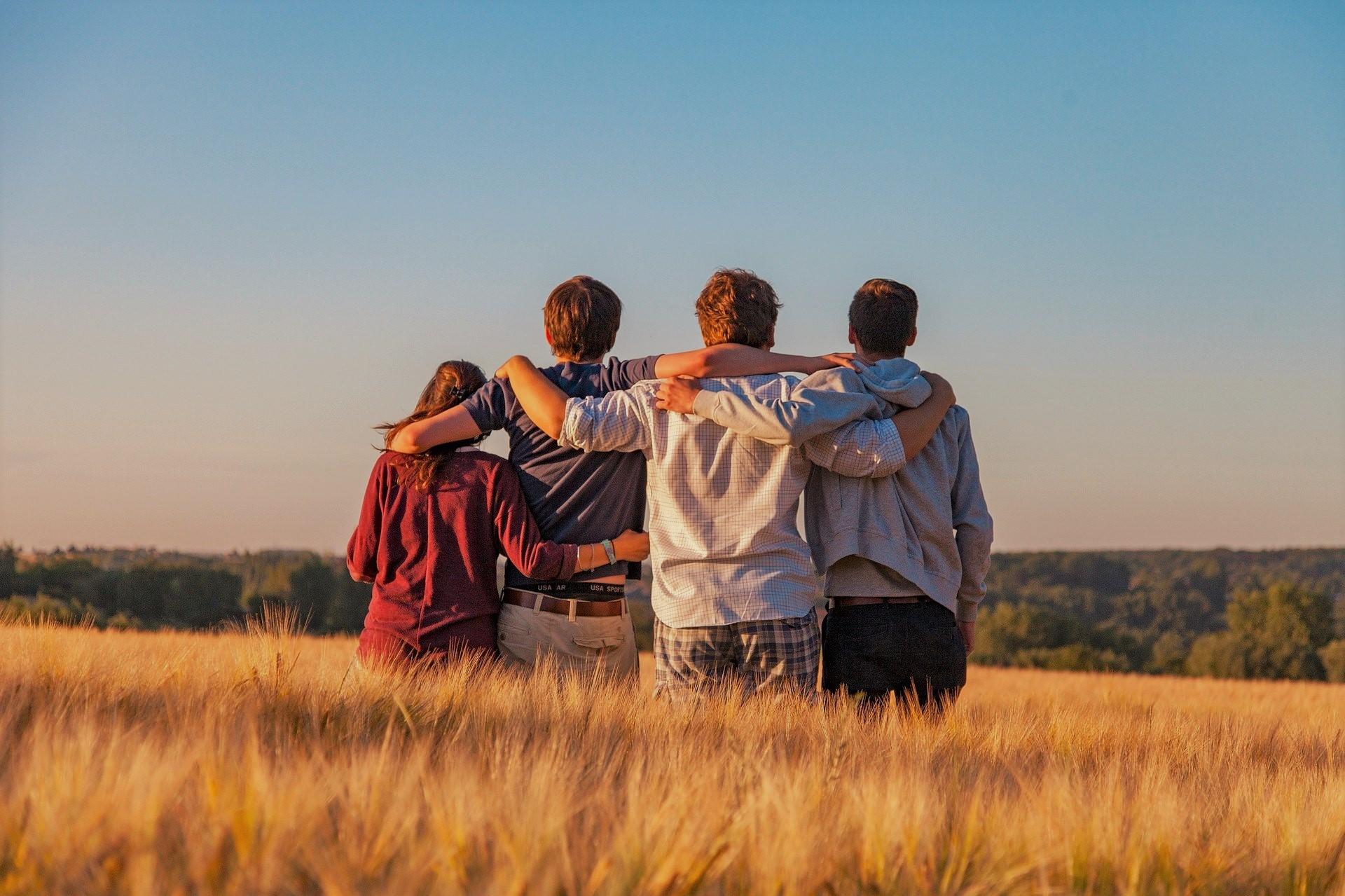 Freundschaftstypen